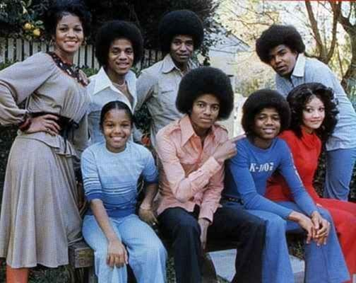 * THE GREAT JACKSONS *