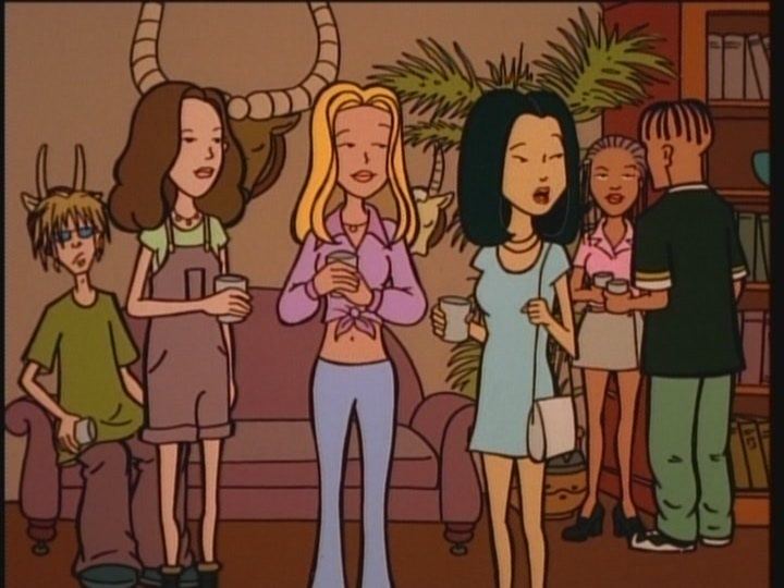 1x02 The Invitation Daria Image 13863918 Fanpop
