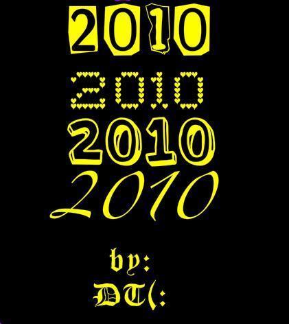 2010 (: