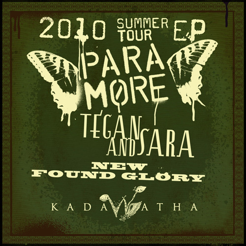 2010 Summer Tour EP - Honda Civic Tour