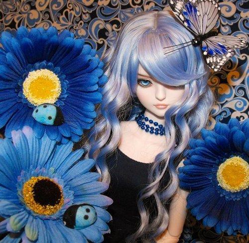 A Hue Of Blue