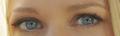 A.J.'s eyes