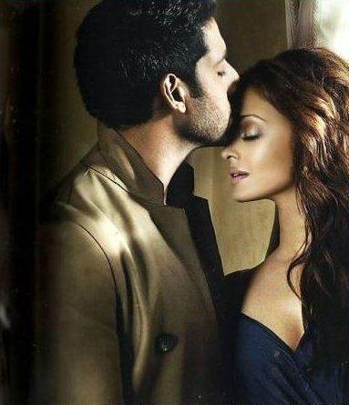 """Aishwarya Rai images Aishwarya Rai & Abhishek Bachchan - """"VOGUE"""" July ..."""