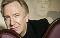 Alan Wallpaper - alan-rickman wallpaper