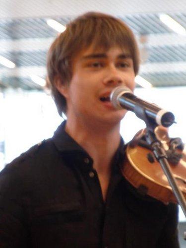 Alex! :-)