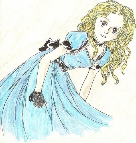 Alice In Wonderland Fanpop: Alice In Wonderland Images Alice Kingsleigh HD Wallpaper