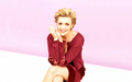 Amanda Tapping (Wide Screen Wallpaper)