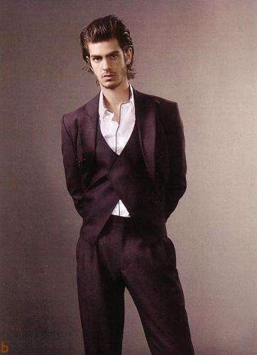 Andrew Garfield-Esquire Magazine
