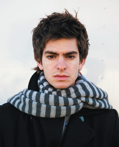 Andrew Garfield-Independent Magazine