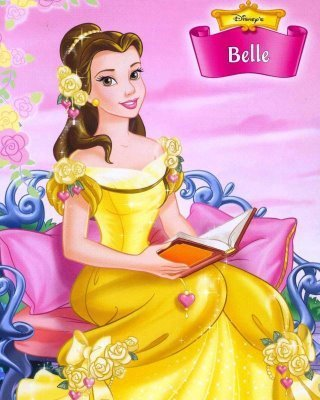 Beauty and the Beast wallpaper titled Beauty and the Beast