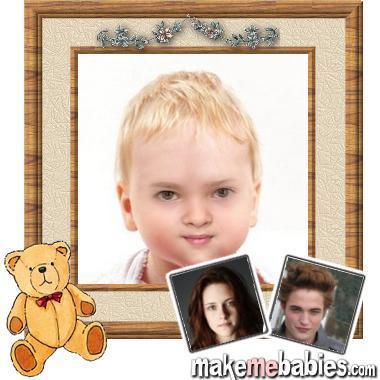 Bella&Edward's baby