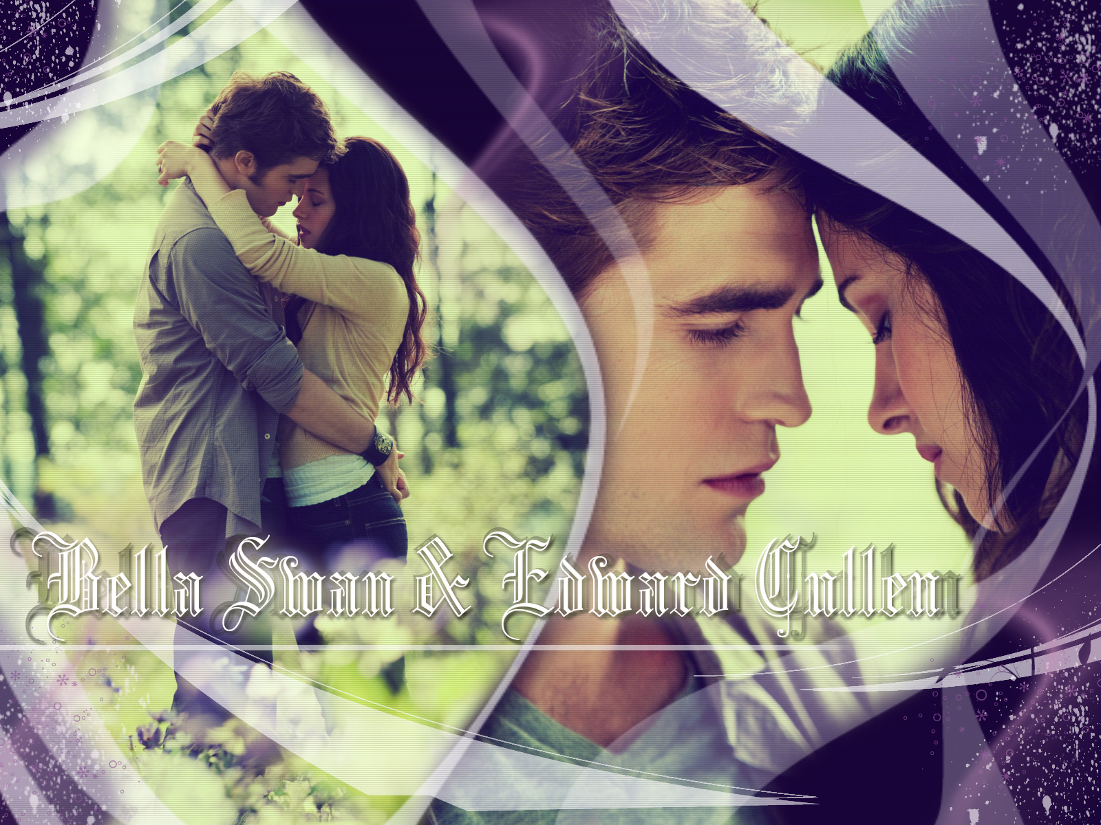 Twilight Series images Bella Swan & Edward Cullen HD wallpaper and  background photos