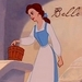 Belle - princess-belle icon