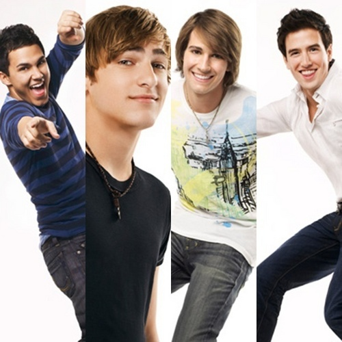 Big Time Cuties