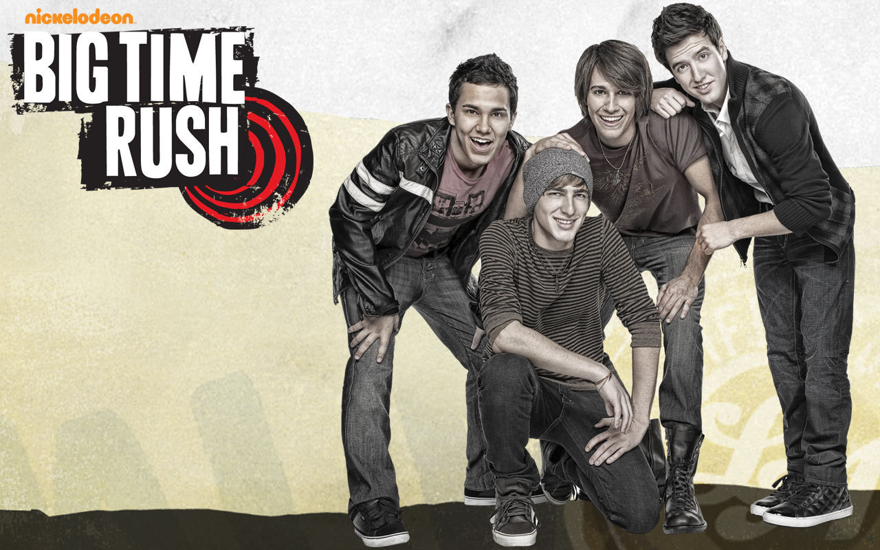 Big Time Rush wolpeyper