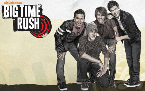 Big Time Rush 壁紙