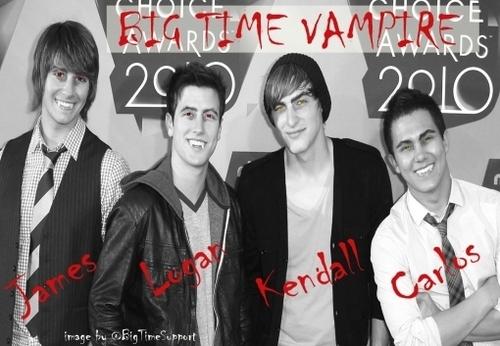 Big Time Вампиры