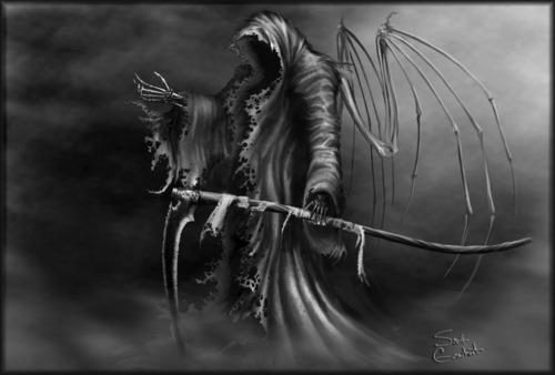 Black Metal 壁纸 called Black/Death Metal