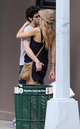 Blake & Penn out in NYC