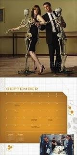 Bones Calendar