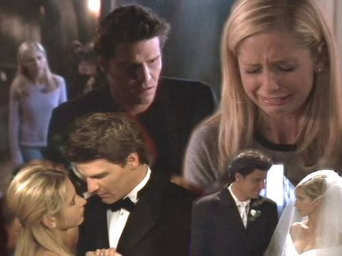 Buffy/Angel