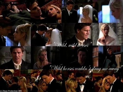 Buffy/Angel - buffy-the-vampire-slayer Photo