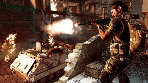 Call of Duty Black Ops वॉलपेपर