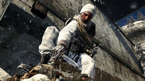 Call of Duty Black Ops fond d'écran