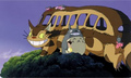 Cat Bus from Totoro - the-random-creatures-of-anime photo