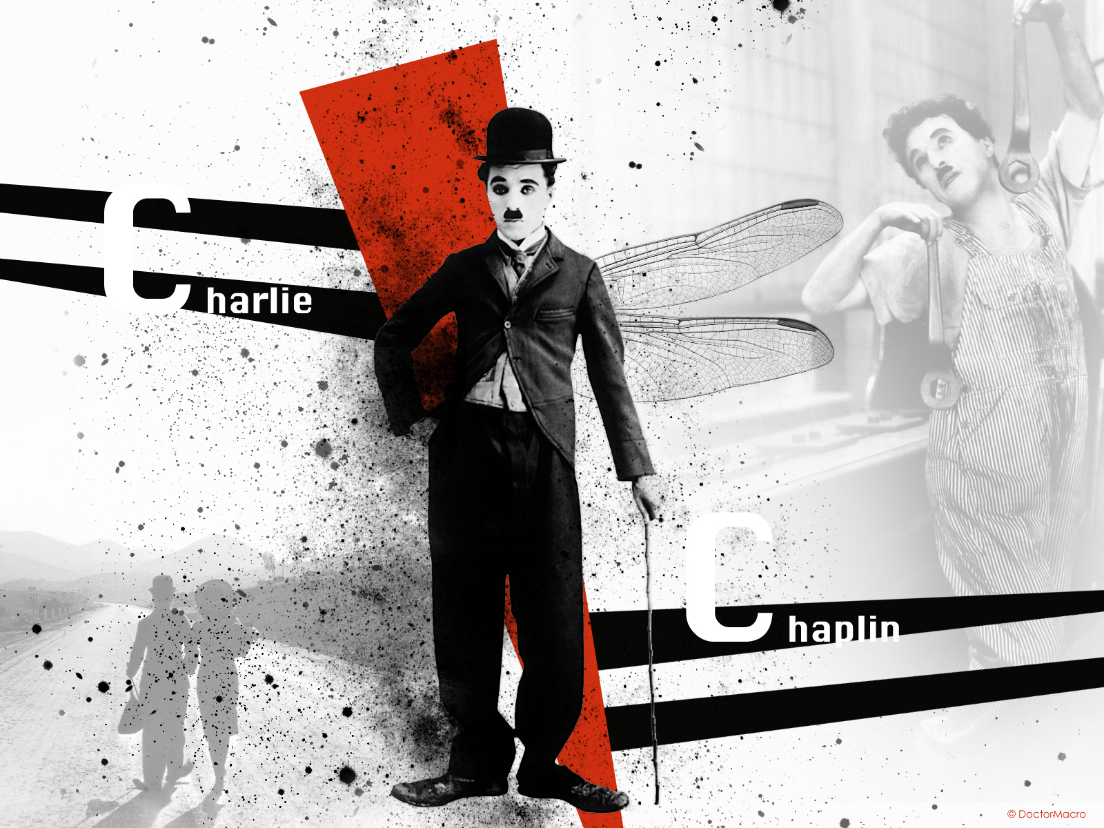 Charlie Chaplin - Sile...