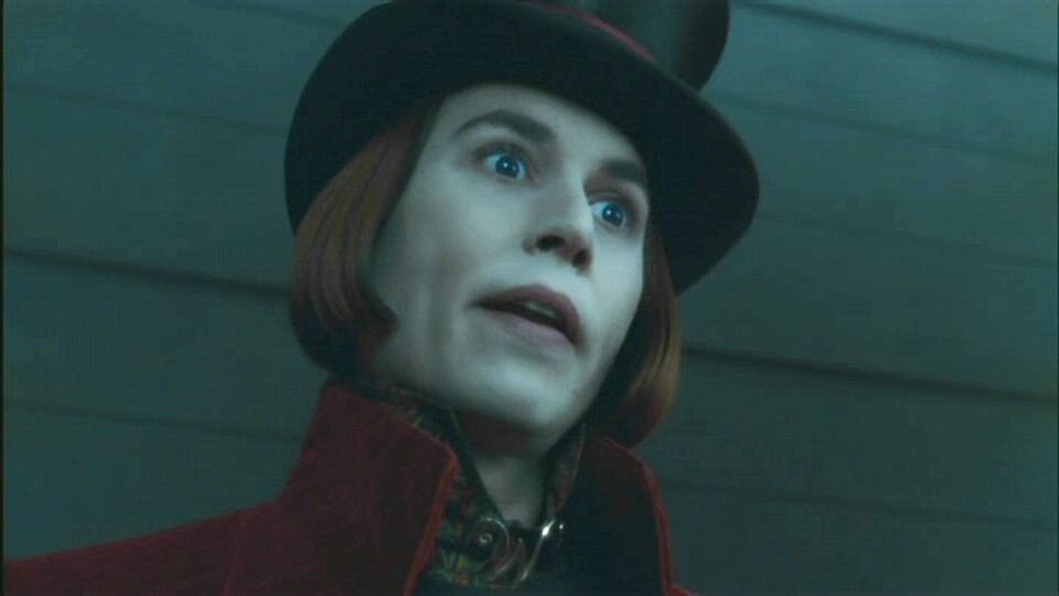 Johnny depp charlie and the chocolate factory quotes