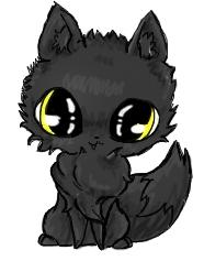 ちび Cat