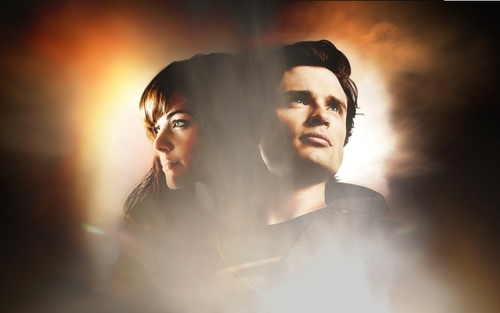 Clois wallpaper titled Clark & Lois