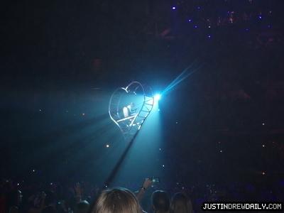 Comcast Arena- Everett, Washington; (July 13th)