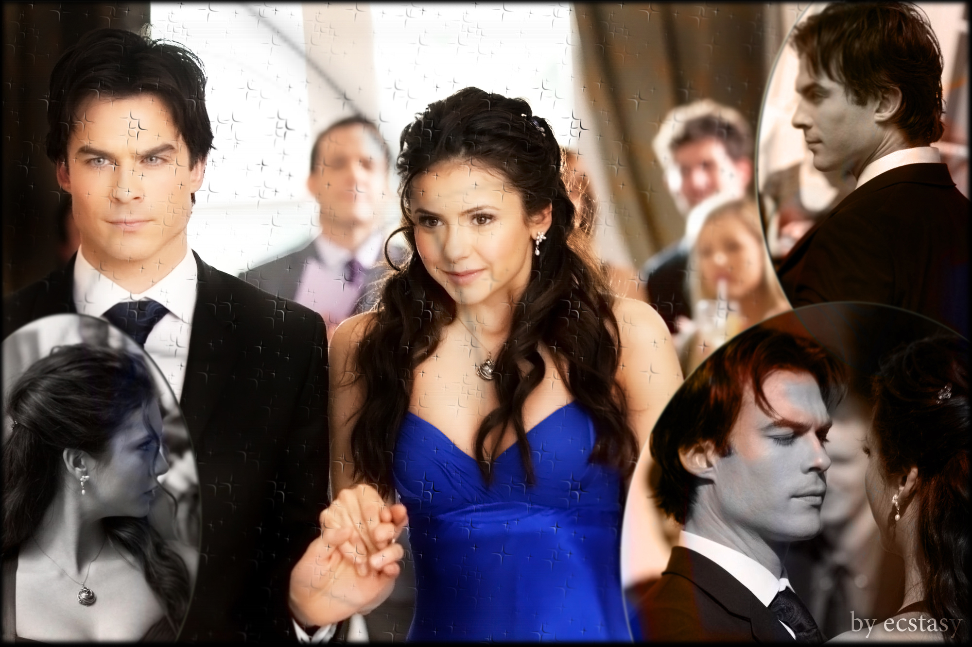 When do elena and damon start dating