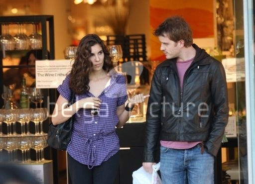 Daniela @ Shopping in Hollywood [Fabruary 20]