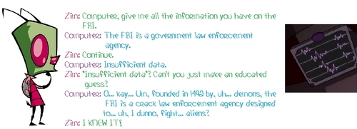 Defenition of FBI