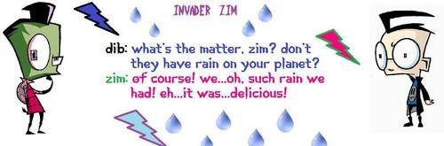Delicious Rain