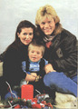 Dieter & his family - dieter-bohlen photo