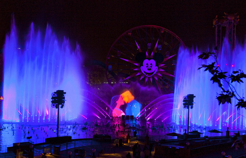 Disneyland Resort's World of Color: Pocahontas