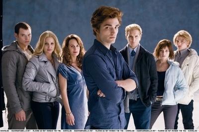 Edward- Twilight Promotional Photoshoot
