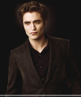 Edward -New Moon Promotional Photoshoot