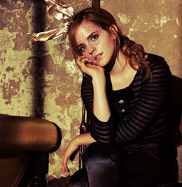 Emma Watson Photoshoot with Andrea Carter-Bowman