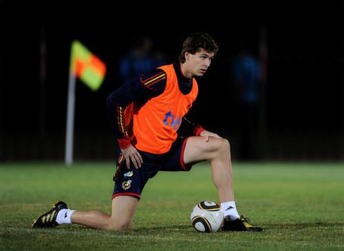 España preparación