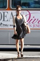 Eva leaving the Smile Skin Care Salon in West Hollywood - eva-mendes photo