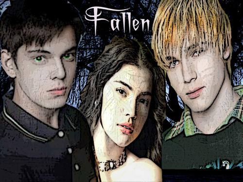 FALLEN- CAM, LUCE, DANIEL