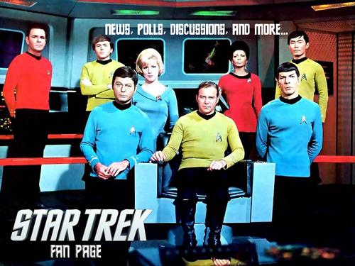 Facebook ngôi sao Trek