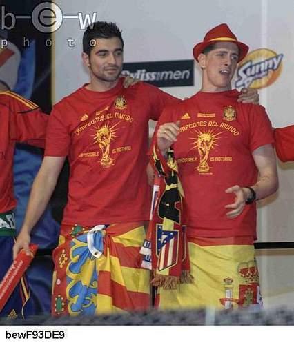 Fernando Torres - Party in Madrid