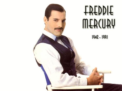 弗雷迪·默丘里