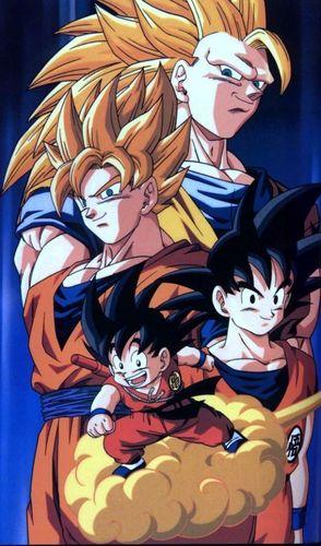 Goku The Strongest Saiyen Alive
